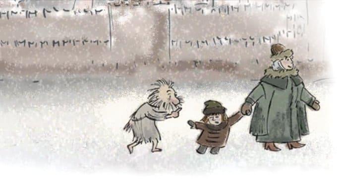 Кадр из мультфильма «Московская легенда о Василии Блаженном»