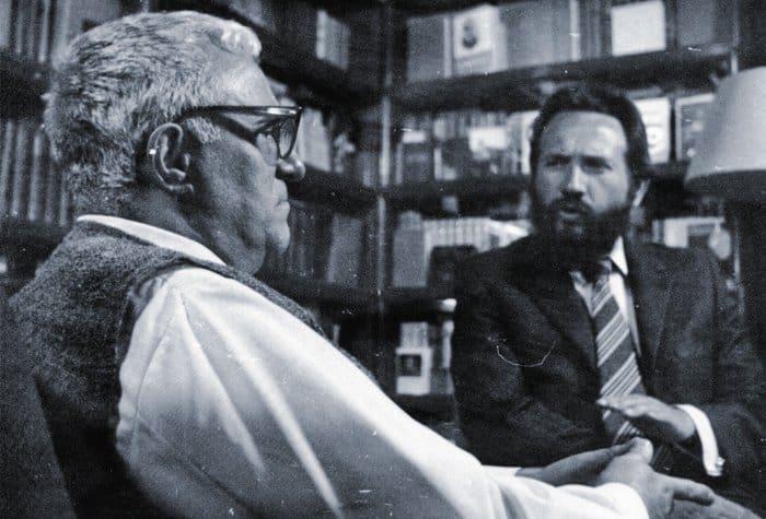С Георгием Свиридовым