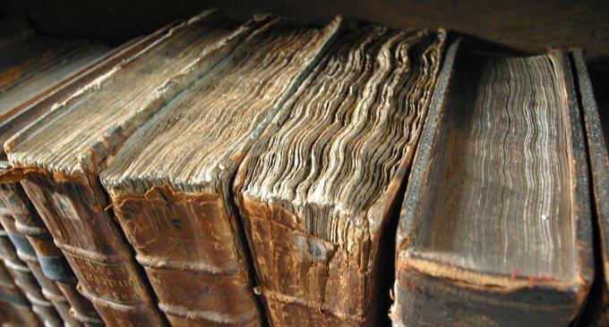 Специально к Крещению Президентская библиотека оцифровала книги о празднике