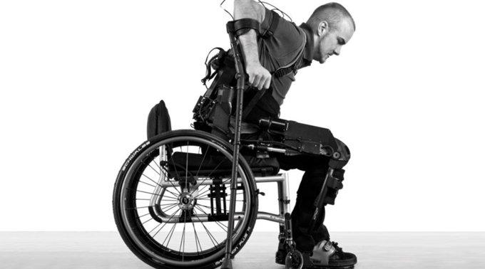 Российские ученые помогут инвалидам ходить самостоятельно