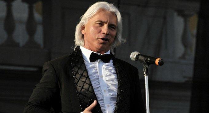 Дмитрий Хворостовский спел ради тяжелобольных детей