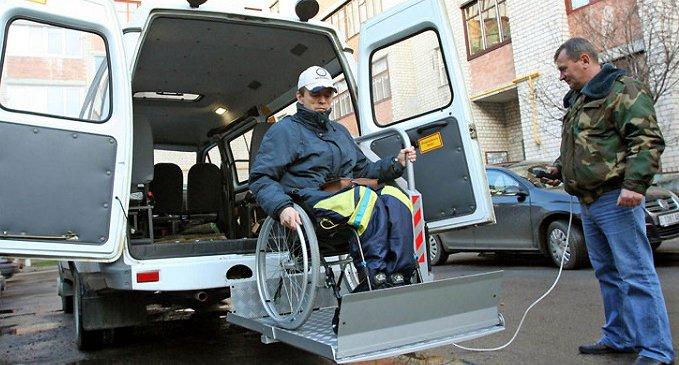 «Доступная среда» для инвалидов станет доступной с 2016 года