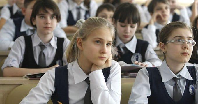Российских школьников объединили в движение