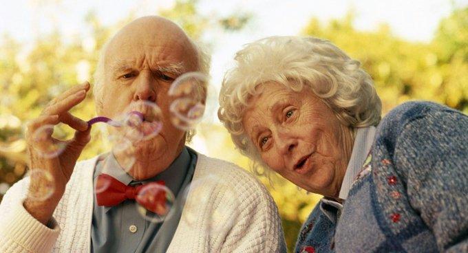 В мире отмечают день пожилых людей