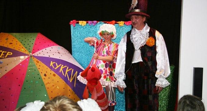 Детям-инвалидам и малообеспеченным покажут кукольные спектакли