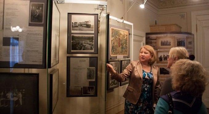 В столице открылась выставка, посвященная русскому милосердию