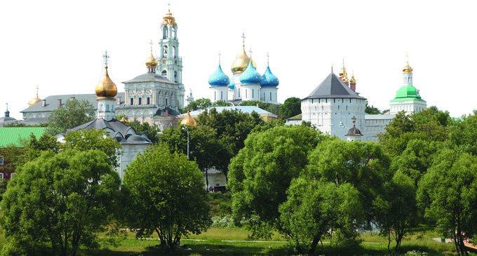 Google помог сделать Свято-Троицкой лавре виртуальный тур