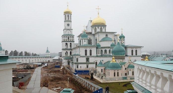 Подумать о восстановлении Русской Палестины предлагает Патриарх Кирилл