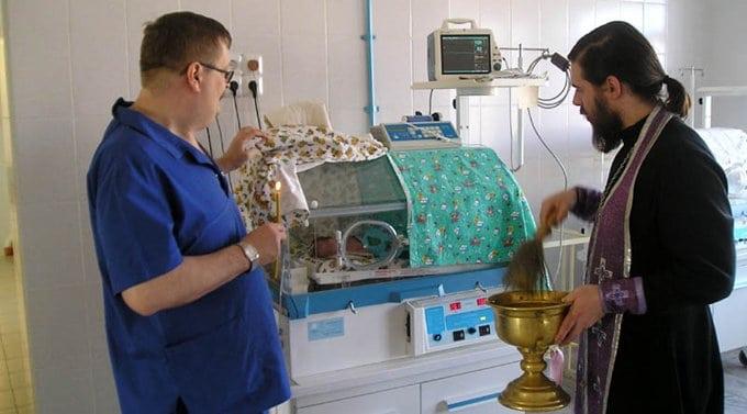 Противостоять детоубийству и химзависимости – главные задачи союза Церкви и медицины