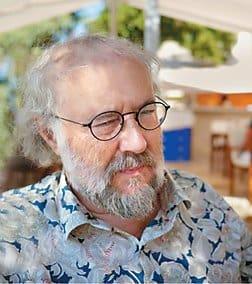 Александр Лавданский, иконописец, основатель мастерской церковного искусства «Киноварь»