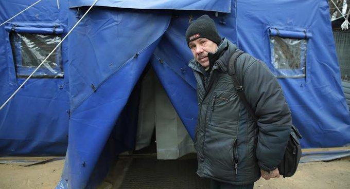 За зиму в «Ангаре спасения» нашли приют более 4 тысяч бездомных