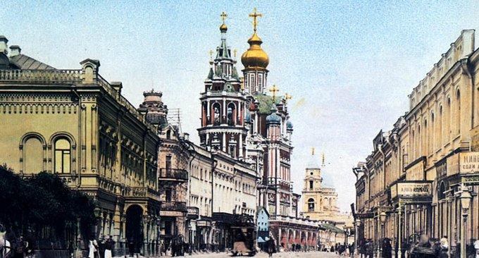 На столичной Покровке предложили восстановить «русский Нотр-Дам»