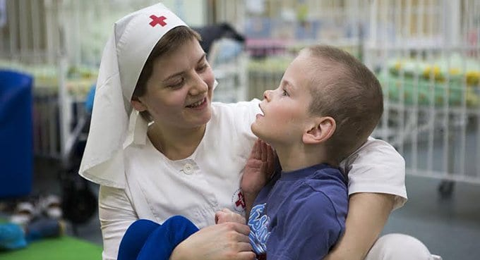 Детей со множественными нарушениями примут в детский дом «Милосердия»