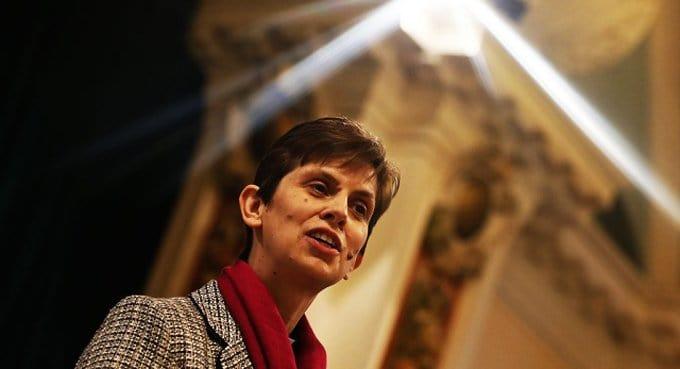 Англиканская Церковь впервые избрала епископом женщину