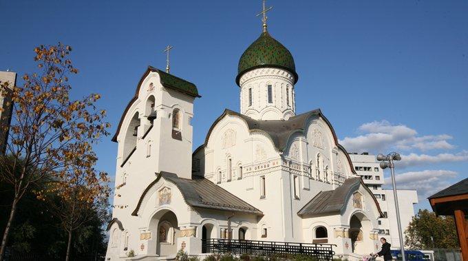 В столице покажут, каким должен быть православный храм