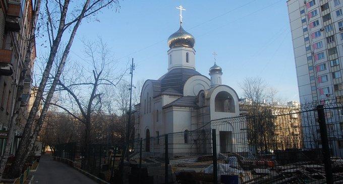 В единственном царском храме в Москве начнут служить на Рождество