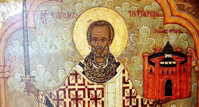 Иконография образа святителя Николая