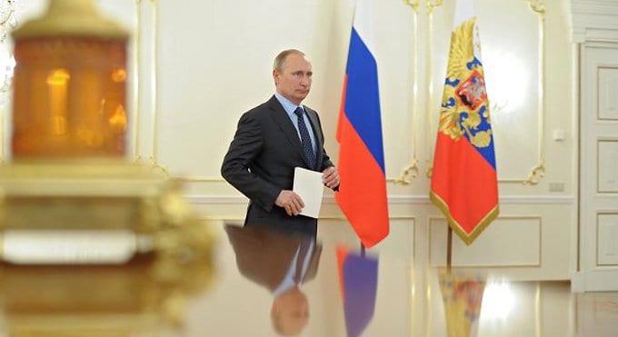 Российская культура всегда проповедовала идеалы мира и добра, - Владимир Путин