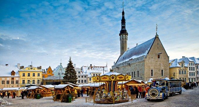 Праздничных дней на Рождество и Пасху в Эстонии не будет