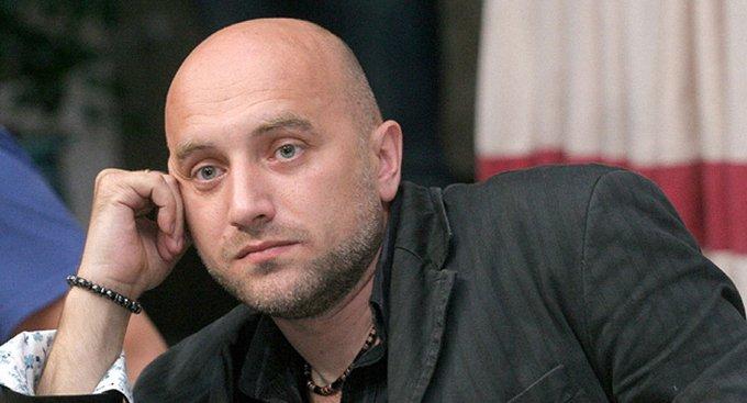 Захар Прилепин предложил напомнить людям о русской поэзии