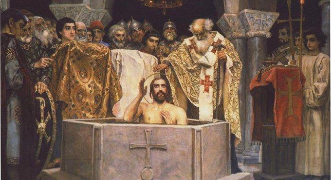 Итог жизни князя Владимира – выбор спасительной веры, уверены в Церкви