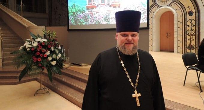 Столичным хранителем древностей назначен протоиерей Леонид Калинин
