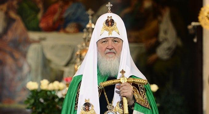 Патриарх Кирилл призвал мир сплотиться в борьбе против религиозного экстремизма