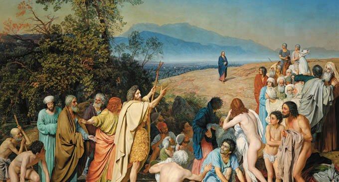 «Явление Христа народу»,— какие важные христианские смыслы вложил художник вкартину