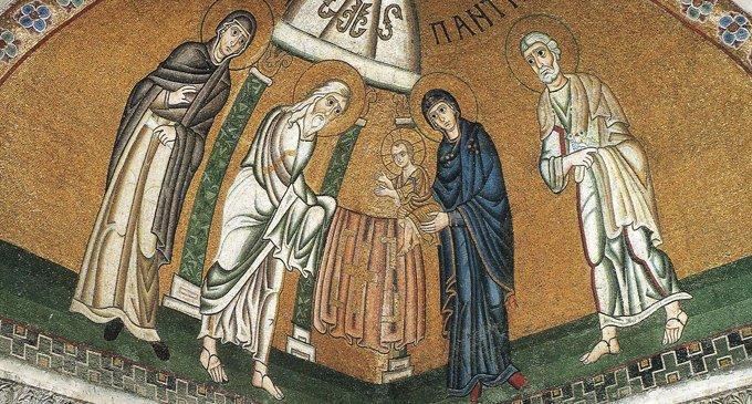 Проповедь святителя Луки (Войно-Ясенецкого) на праздник Сретения Господня