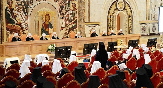 Архиерейское Совещание одобрило два новых церковных документа