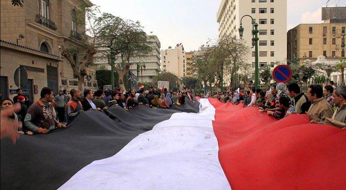 Из-за убийства христиан Египет на неделю погрузился в траур