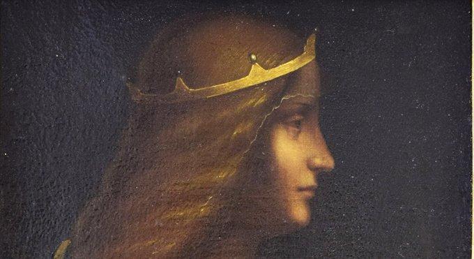 Итальянские спецслужбы нашли картину, возможно, кисти Леонардо да Винчи
