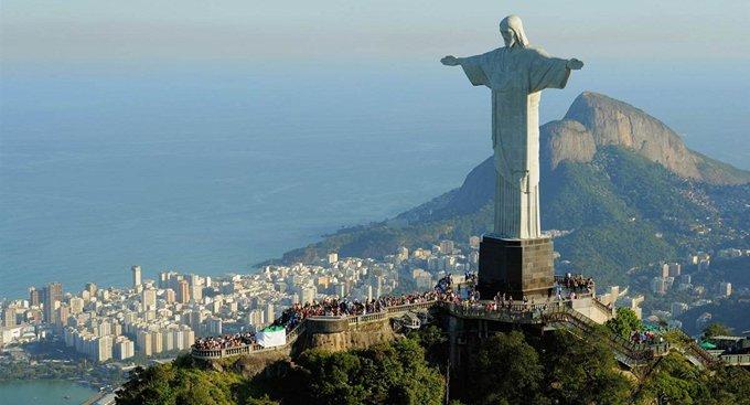 Жители Рио-де-Жанейро открыли для себя мир православной иконы