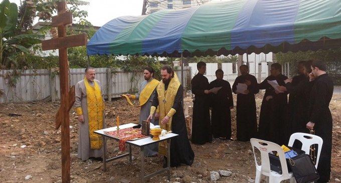 На севере Таиланда начали строить храм в честь Крестителя Руси