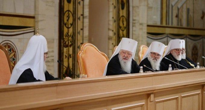 Архиерейское совещание: 5 важных решений и цитат патриарха