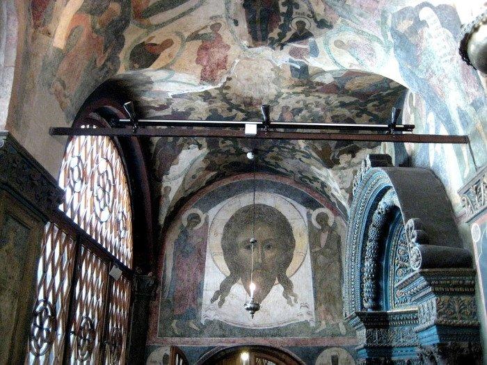 Благовещенский собор, внутреннее убранство