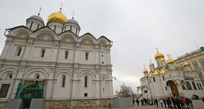 Благовещение в Московском Кремле
