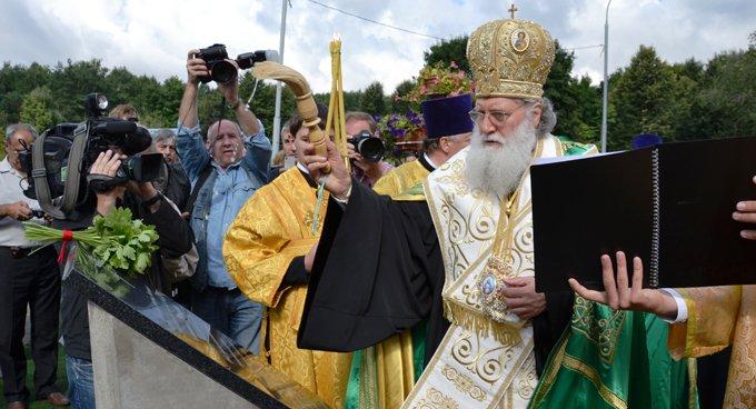 Храм Болгарской Церкви в Москве обещают построить до конца года