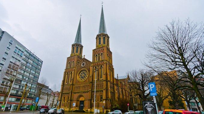 Православные Антверпена впервые обрели свой храм