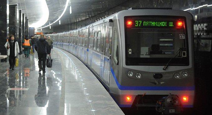 В метро могут появиться вагоны для женщин с детьми и инвалидов