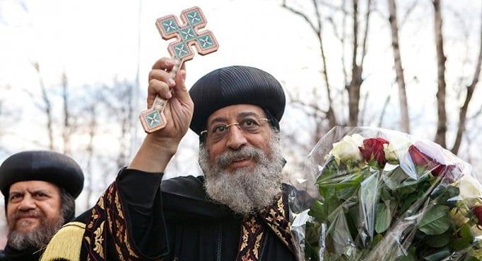 Коптский патриарх просит Русскую Церковь молиться за христиан Востока