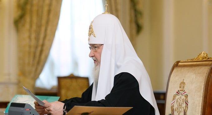 Патриарх Кирилл указал на христианофобию в Европе
