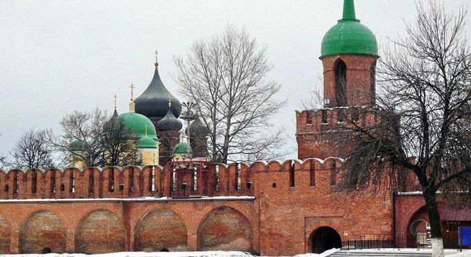 К очередной годовщине Куликовской битвы в Туле откроют храм Димитрия Донского