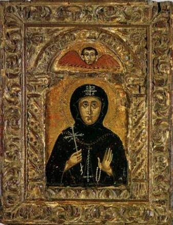 Преподобная Матрона Константинопольская