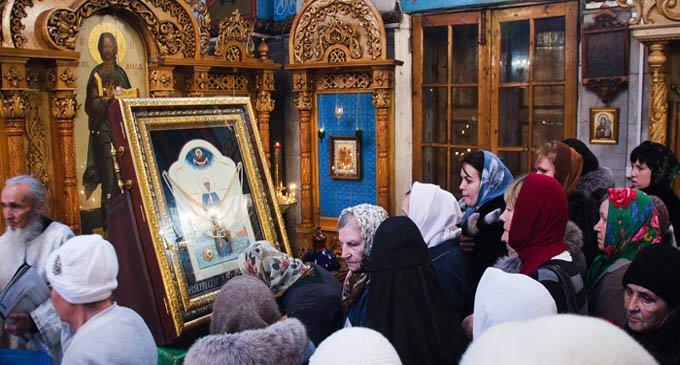Молитвы блаженной Матроне Московской