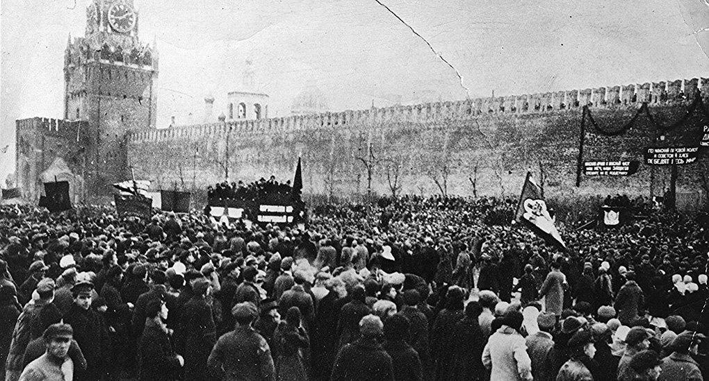 Из Петрограда в Москву: 6 фактов о переносе столицы