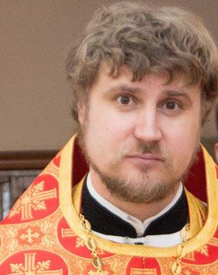 ШЕВЧЕНКО Святослав, священник
