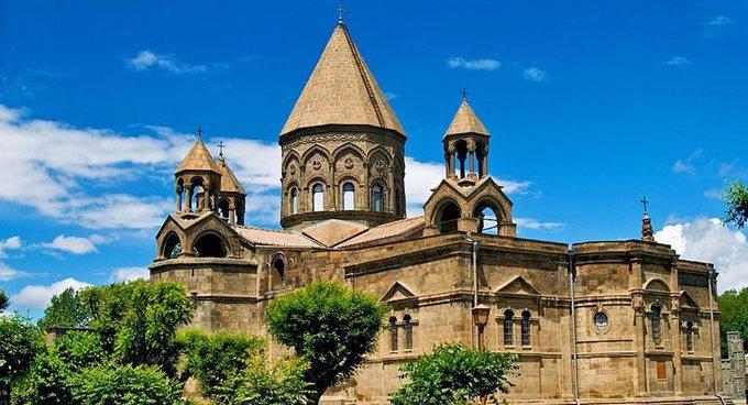 В Армении канонизировали полтора миллиона жертв геноцида