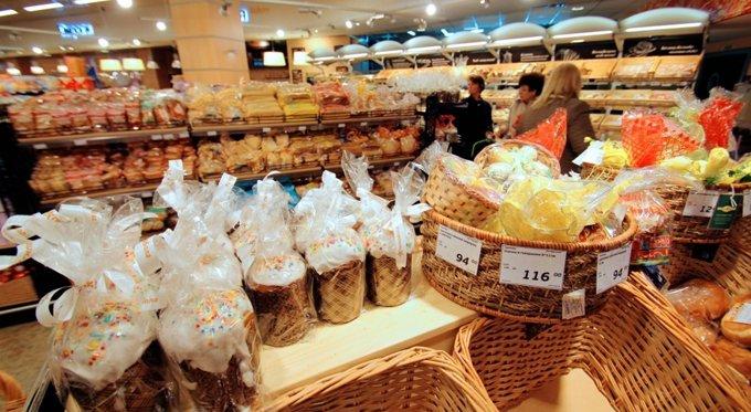 К Пасхе в Москве испекут 800 тонн куличей 20 разных видов