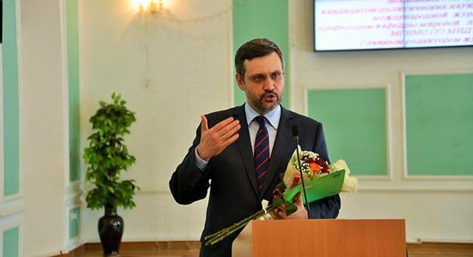 Владимир Легойда встретился с белгородскими студентами